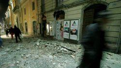Il terremoto a l'Aquila?