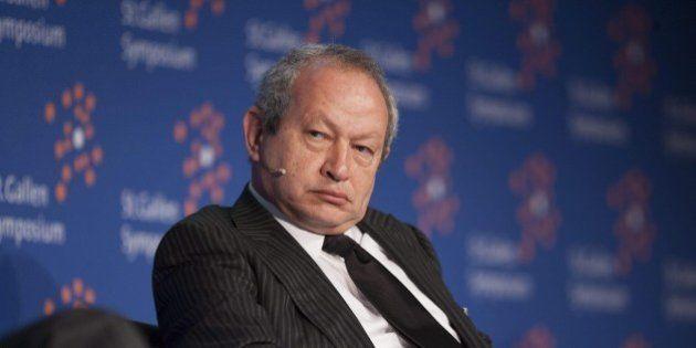 Naguib Sawiris mette gli occhi su Telecom Italia,