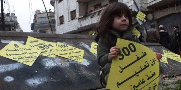 Siria, Ginevra due. Via libera all'evacuazione di donne e bambini dal centro di Homs