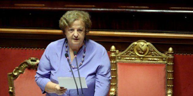 Anna Maria Cancellieri, caso Ligresti, il ministro interviene in Aula: