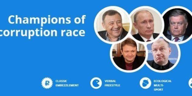 Sochi 2014, Alexei Navalny lancia il sito per denunciare i costi gonfiati delle
