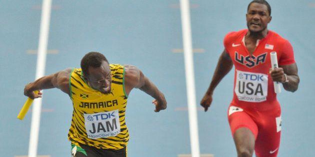 Usain Bolt vince l'ottavo oro in carriera ai mondiali e uguaglia Carl