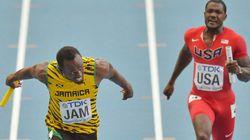 Ottavo oro a un mondiale, Bolt eguaglia