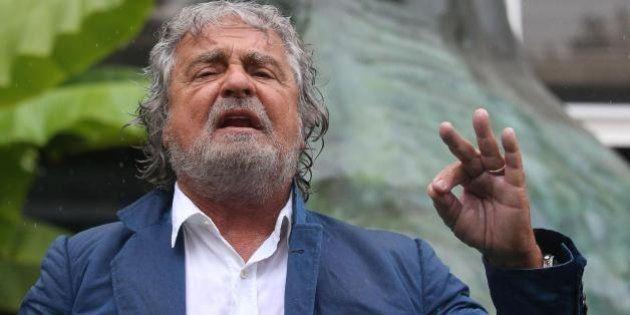 Blog Beppe Grillo, il leader M5S attacca: