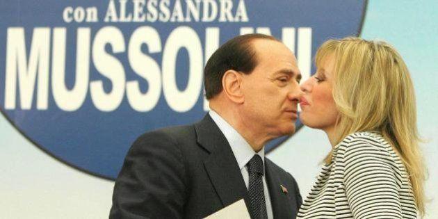 Alessandra Mussolini candidata alle europee con Forza Italia: