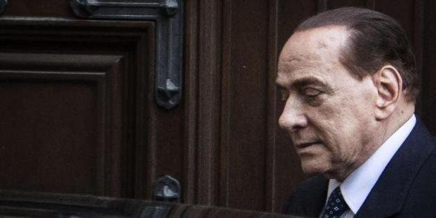 Processo Mediaset, Silvio Berlusconi: due anni di interdizione per il Cav (FOTO,