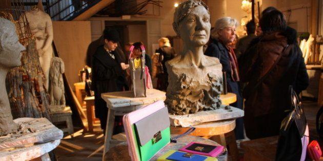 Milano moda uomo: più che un Piquadro, un'opera d'arte. All'accademia di Belle Arti di Brera la collezione...