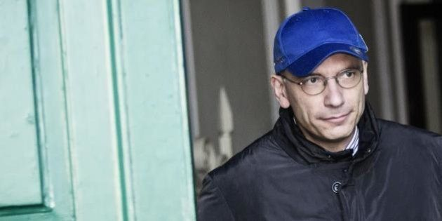 Enrico Letta, professore a Parigi: