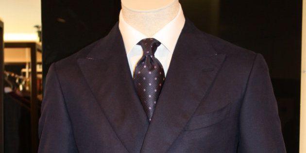 Milano moda uomo: Pal Zileri, il tecnico c'è ma non si vede