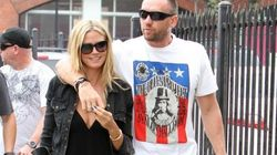 Heidi Klum fa shopping col fidanzato a Los Angeles