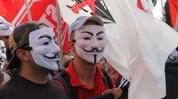 Sorpresa 19 ottobre: tanti radicali in piazza e pochi scontri. Ecco