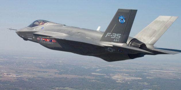 F35: Il governo studia tagli alla Difesa al 50% anche per i caccia Usa. A maggio il voto in