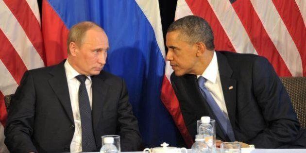 Siria, Putin: appoggio all'intervento con prove e Onu. Gli Usa: intervento limitato nel tempo (DIRETTA,...