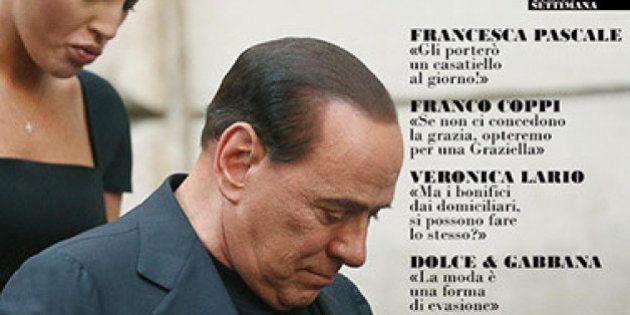 Grazia a Berlusconi, il tweet di Ginaluigi Piras, le dimissioni di El Baradei. La settimana di Emiliano...