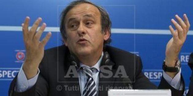 Michel Platini, senza Mondiali non parleremmo di violazioni in Qatar e