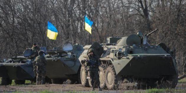 Ucraina: lo scambio delle parti tra Russia e