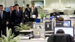 Da Vodafone a BP, Renzi a Londra vede i top manager della