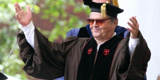 Jack Nicholson si ritira dalle scene: