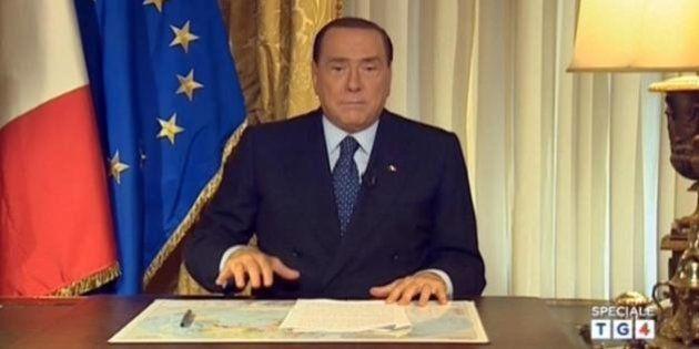 Decadenza Silvio Berlusconi, pronto il video messaggio della rottura. Fallito il