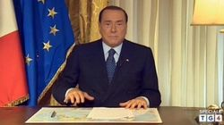 Pronto il video messaggio della rottura di Silvio