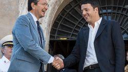Il calcolo di Dario Franceschini su Matteo Renzi, con l'avallo di Enrico Letta. Ma solo a