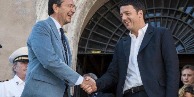 Il calcolo di Dario Franceschini su Matteo Renzi con l'avallo di Enrico Letta. Ma solo a