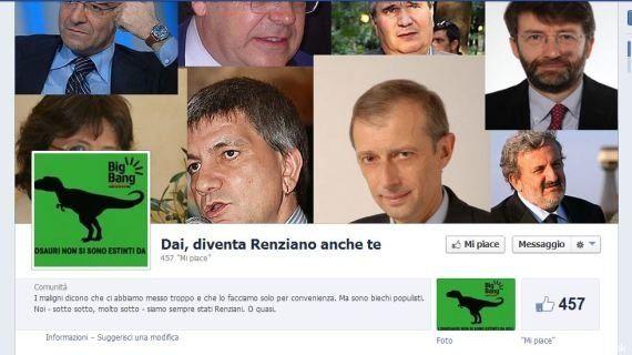 Pd, con Matteo Renzi anche Antonio Bassolino. La