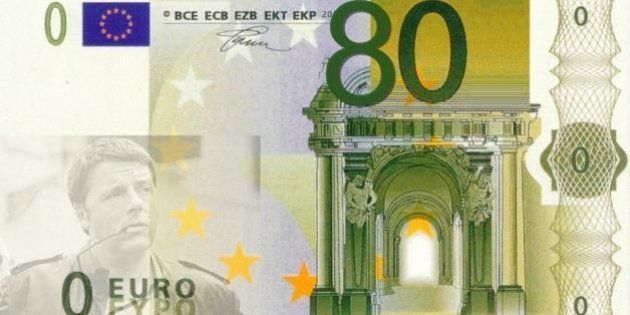 80 euro Renzi: dagli italiani verrano utilizzati in gran parte per pagare spese arretrate e debiti