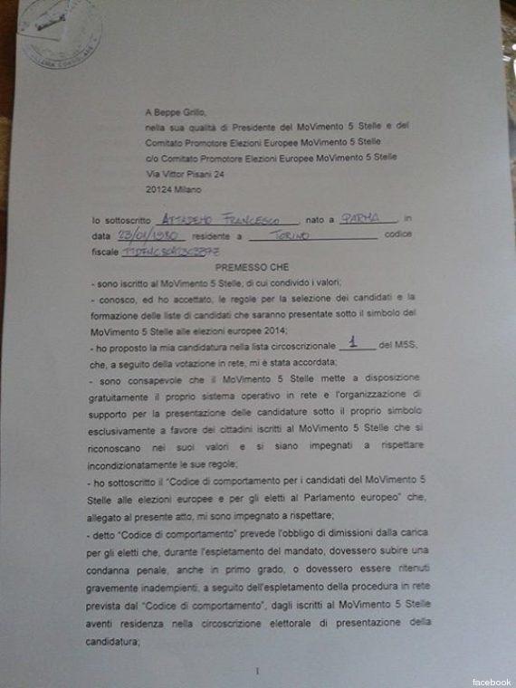Europee M5s: Beppe Grillo potrà esigere i 250mila euro