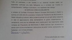 Grillo potrà esigere i 250mila euro