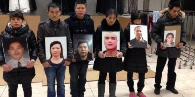 Prato, i parenti dei cinesi morti nell'incendio costretti ad accamparsi in un pronto