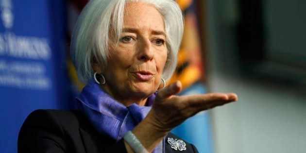 Fmi, Christine Lagarde:
