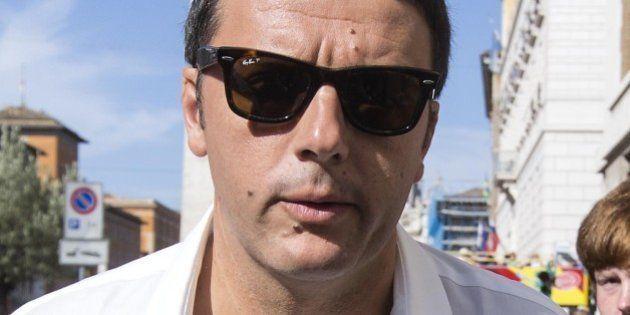 Matteo Renzi da Giorgio Napolitano. Il segretario Pd su Twitter:
