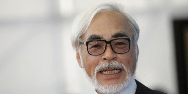 Festival del Cinema di Venezia, Hayao Miyazaki: