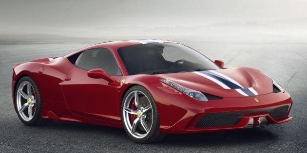 Ferrari, in anteprima la 458 Speciale. La rossa più cattiva di sempre. Battesimo a Francoforte