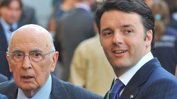 Renzi rassicura Napolitano sulle riforme ma non sui tempi della legge