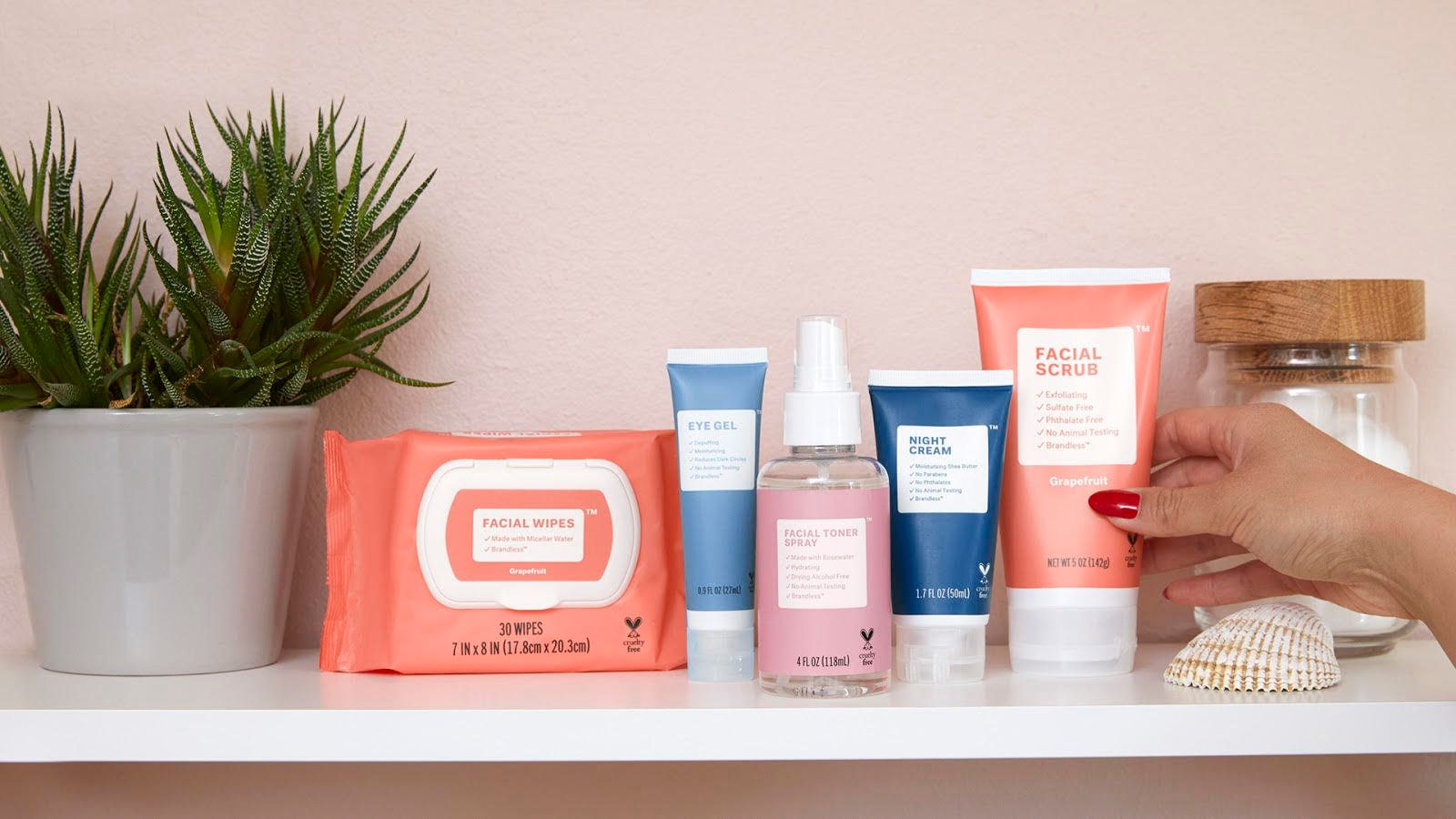 Everything In This New Line Of Clean Beauty Is Under $8