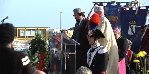Strage di Lampedusa, commemorazione delle vittime ad Agrigento. Alfano