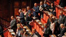 22 senatori contro il senato di
