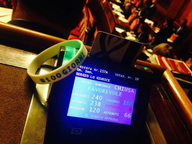 Voto di scambio: il Senato