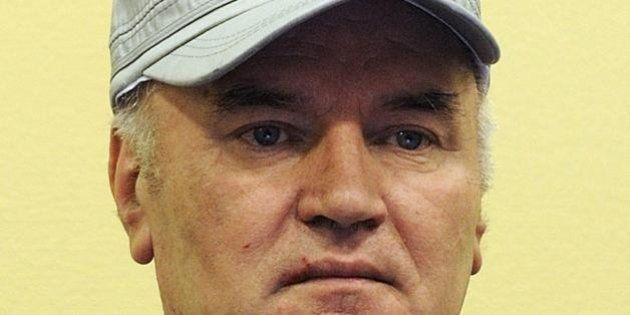 Ratko Mladic, il