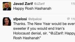 Il ministro iraniano su Twitter: