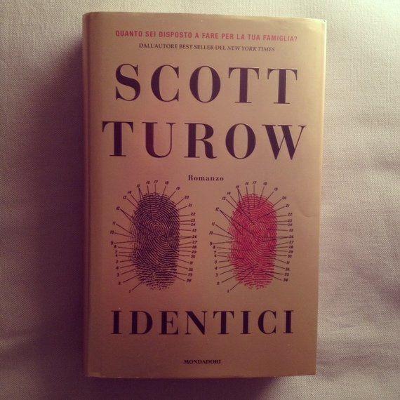 'Identici', il nuovo libro di Scott