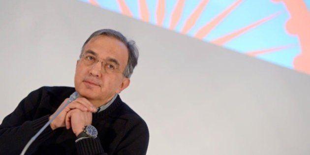 Sergio Marchionne incontra Enrico Letta alla vigilia del Cda storico che sancirà l'integrazione