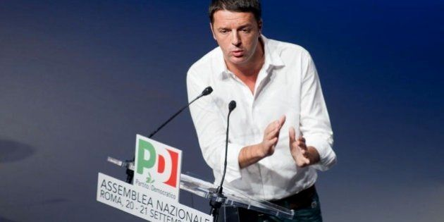 Matteo Renzi, documento congressuale: