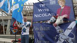 Η Βρετανία απορρίπτει την διεξαγωγή δεύτερου δημοψηφίσματος για την ανεξαρτησία της