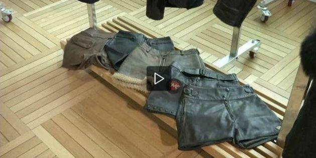 Milano moda uomo inverno 2014-2015, lo stile biker di Matcheless