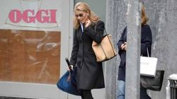 Giulia Ligresti fa shopping a
