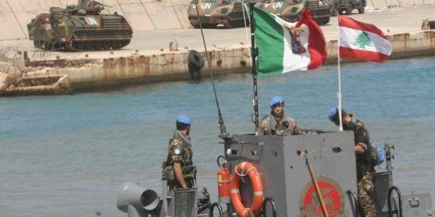Crisi in Siria. Vincenzo Camporini: i nostri militari in Libano rischiano: meglio prepararsi a