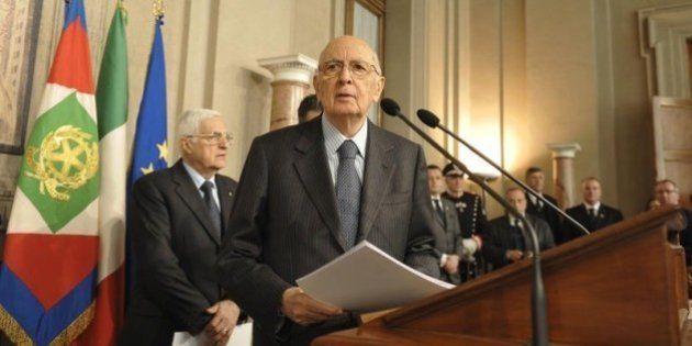 Grazia Silvio Berlusconi: il Quirinale:
